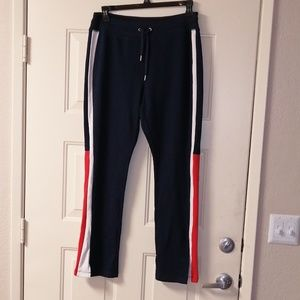 Tommy hilfiger joggers Sport 0x color navy